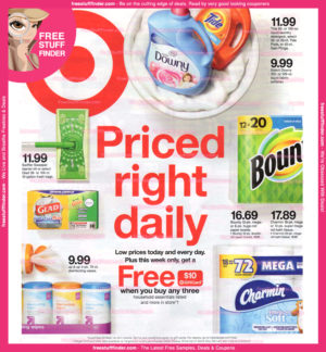 Target Ad Preview (Week 9/1 – 9/7)