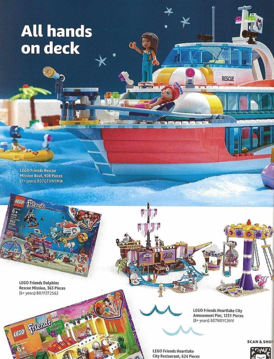 Amazon Toy Book Ad 2019 Black Friday Ads Part 16