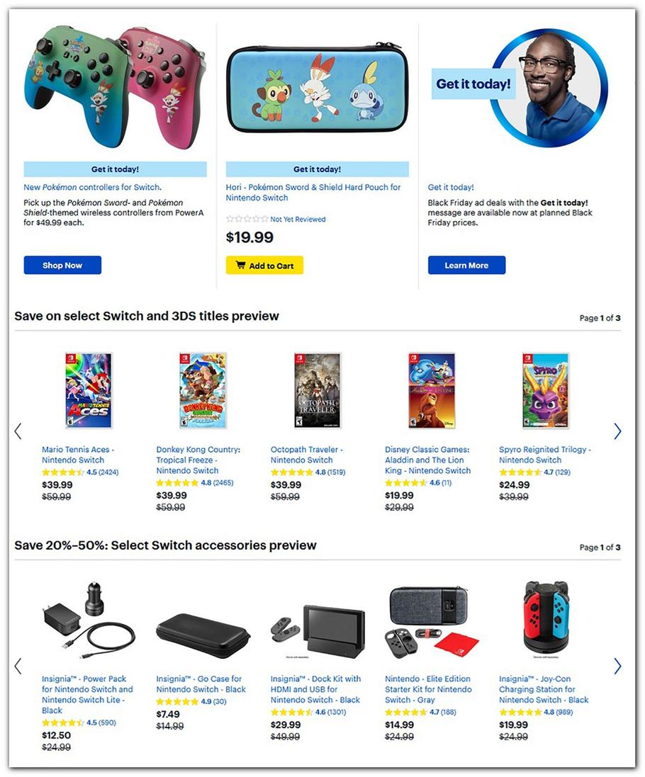 Best Buy Black Friday Ad 2019 Black Friday Ads Part 37