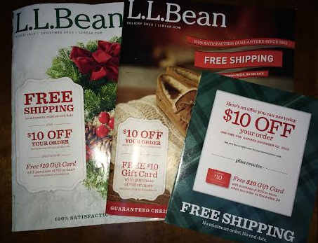 picture regarding Llbean Printable Coupon called Prospective Free of charge Things in opposition to L.L. Bean ($10 Off Coupon)