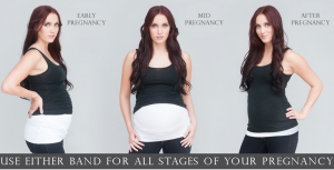 HURRY! 2 FREE Maternity Belly Bands ($40 Value - Just Pay Shipping!)