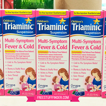 *HOT* FREE Children's Triaminic Cold Medicine at Dollar Tree (Print Now!)