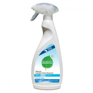 Free Seventh Generation Laundry Stain Remover Spray at Sprouts