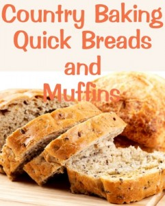 Free Kindle Country Baking Quick Breads and Muffins