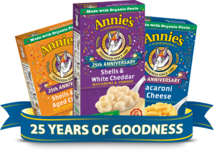 Free Box Annie's Macaroni and Cheese Giveaway