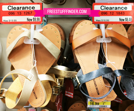 Shoe-Clearance-Target