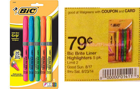Bic-Brite-Liners-Highlighters