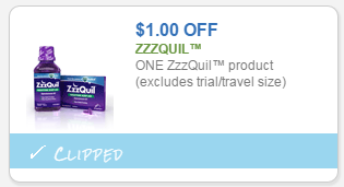 Zzzquil Coupon