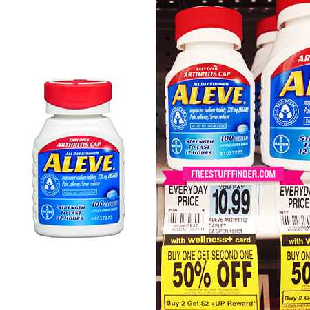 Aleve-Pain-Reliever