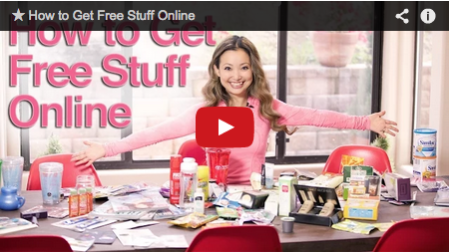 How to Get Free Stuff Online (NEW VIDEO!)