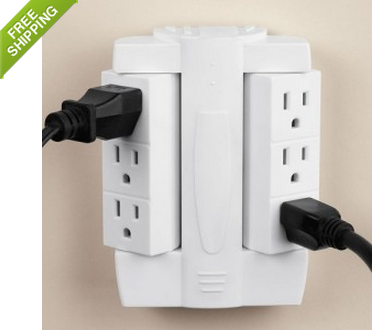 Swivel-N-Whirl-Socket-Compact-Outlet