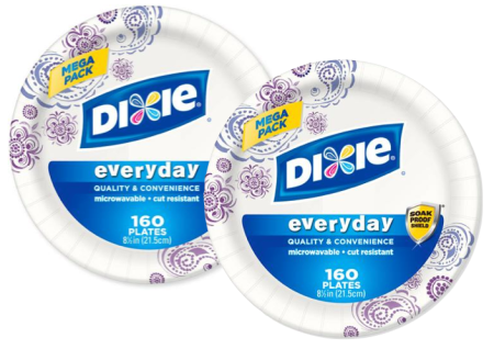 Free Pack Dixie Paper Plates ($6 49 Value) at Walmart