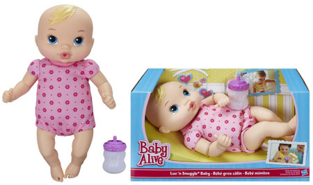 photo regarding Alive Printable Coupon referred to as $6.99 (Reg $10) Kid Alive Doll Toys + Totally free Delivery