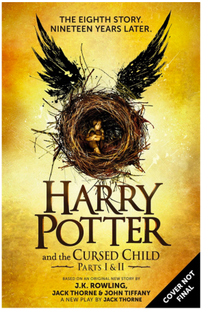 *HOT* $17.99 (Reg $30) Harry Potter & the Cursed Child (Pre-Order!)