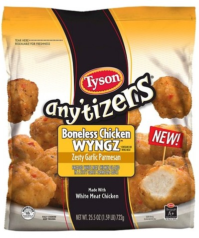 Tyson Any'Tizers Chicken (25.5-28.05 oz)