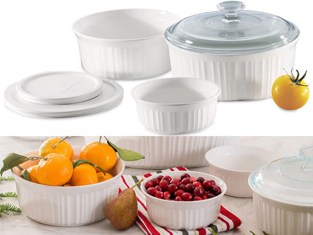 6pc-Corningware-Bakeware-Set