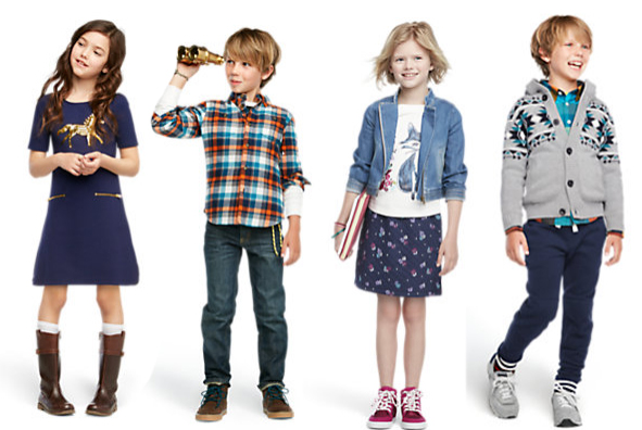 *HOT* 50% Off Everything + FREE Shipping at Gymboree (Last Day!)