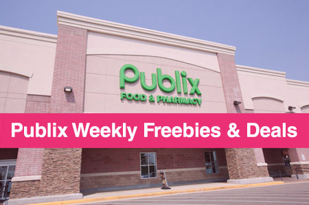 Publix Weekly Freebies & Deals (3/9-3/15 or 3/10-3/16)