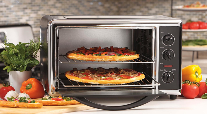 *HOT* $32.36 (Reg $100) Hamilton Beach Convection Oven + FREE Shipping