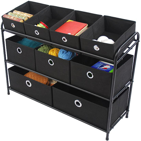 *HOT* $24.64 (Reg $50) Multi Bin Storage Organizer + FREE Pickup