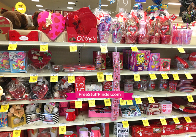 Up to 75% Off Valentine's Clearance at Safeway Affiliate Stores