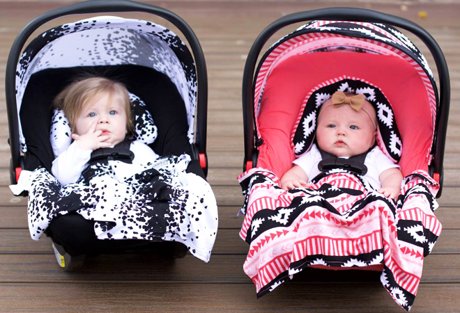 These carseat canopies are a nice gift idea for current or expecting mothers! Each canopy fits all infant car seats and are machine washable.  sc 1 st  Free Stuff Finder & FREE Baby Carseat Canopy (Just Pay Shipping) u2013 Regularly $50!