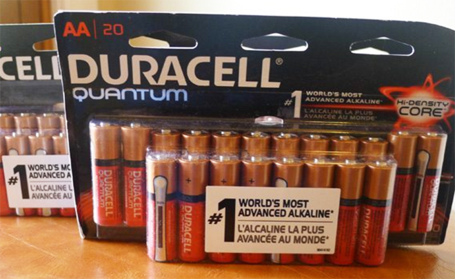 *HOT* FREE Duracell Quantum Batteries at Office Depot (After Rewards - Today Only)