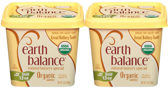 *HOT* $0.04 (Reg $4) Earth Balance Buttery Spread at Whole Foods