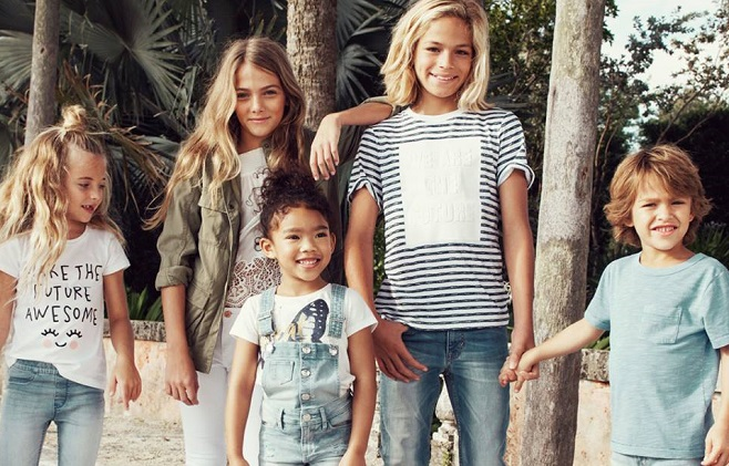 kids children h&m h and m clothes
