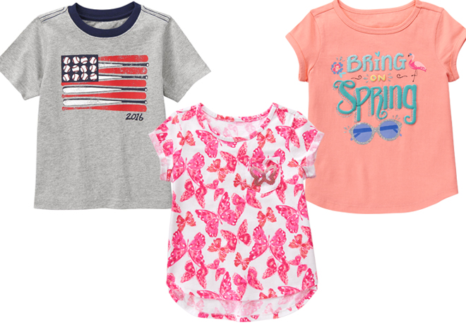 *HOT* Up to 70% Off Gymboree Clearance + FREE Shipping (Starting at $2.99!)