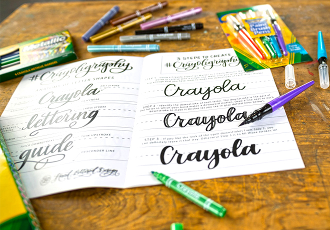 photograph regarding Crayola Printable Coupons titled Contemporary* $3.00 Off Crayola Discount codes (Print Presently!)