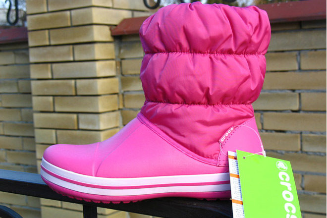 *HOT* $29.99 (Reg $70) Crocs Winter Puff Boots + FREE Shipping