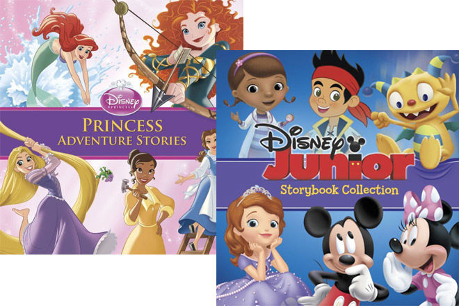 *HOT* $4 (Reg $17) Disney Storybooks + FREE Shipping