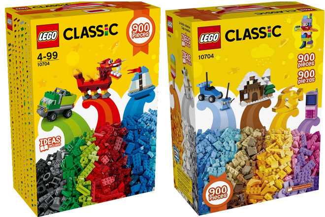 HURRY! $23.92 (Reg $40) LEGO Classic 900-Piece Creative Box (Best Price - Today Only!)