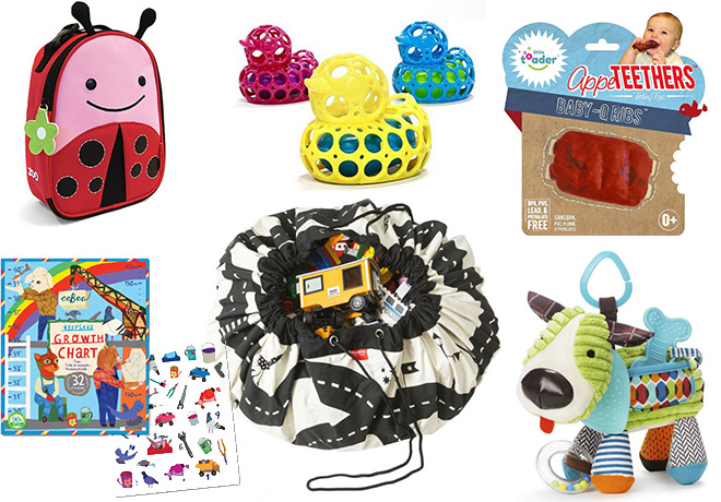 *HOT* Up to 50% Off Barnes & Noble Baby Toys & Gifts