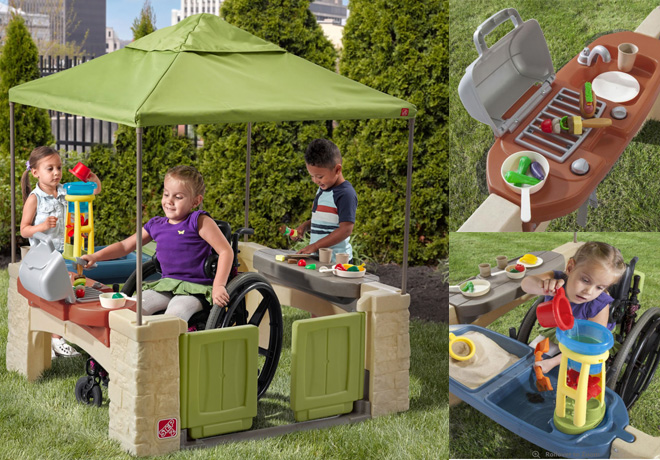 $139.99 (Reg $200) Step2 Playtime Patio + FREE Shipping