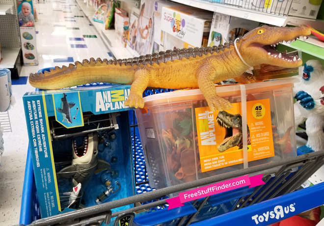 30% Off Animal Planet Toys at ToysRUs