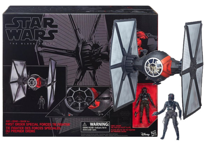 $42.48 (Reg $170) Star Wars Episode 7 First Order Special Forces TIE Fighter