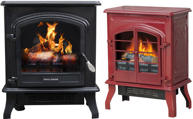 $39.88 (Reg $67.82) Decor Flame Infrared Stove Heater + FREE Shipping