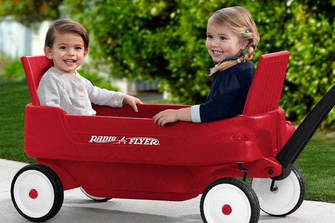 Radio Flyer Pathfinder Wagon for Just $88 + FREE Shipping (Regularly $163)