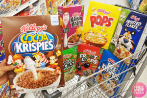 *NEW* Kellogg's Family Rewards Points = Earn FREE Gift Cards, Coupons & Prizes