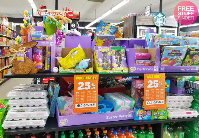 Dollar General: Up to 50% Off Easter Clearance (Baskets, Decor, Candy, Toys)