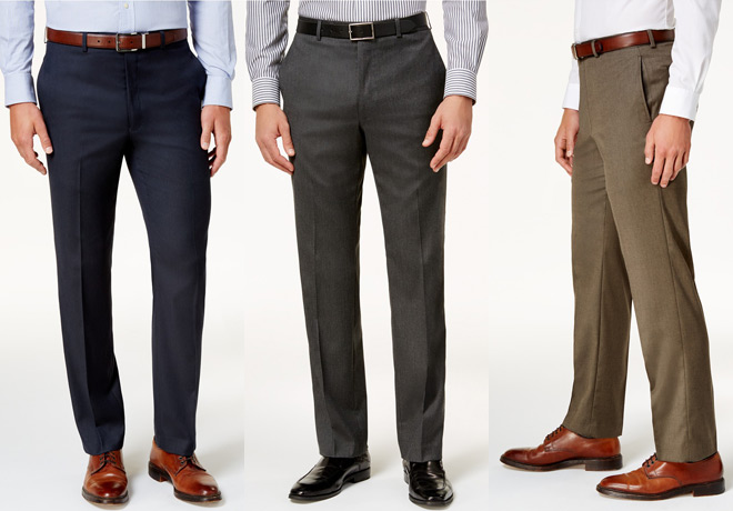 Ralph Lauren Men's Dress Pants ONLY $29.99 (Regularly $95) + FREE Shipping at Macy's