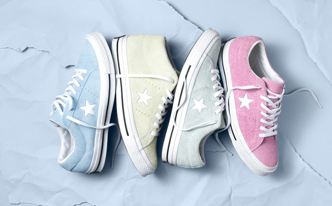 Off Converse Sneakers – Starting