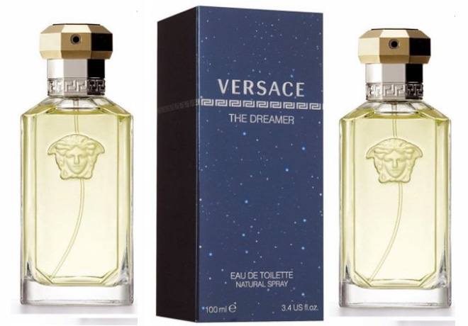 Versace Dreamer Men's Fragrance Spray ONLY $27 + FREE Store Pickup (Reg $76)
