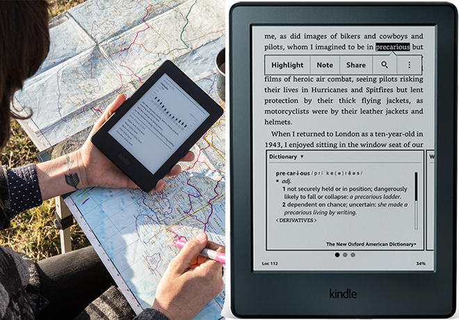 Amazon: Kindle E-Reader + Special Offers ONLY $59 99 + FREE