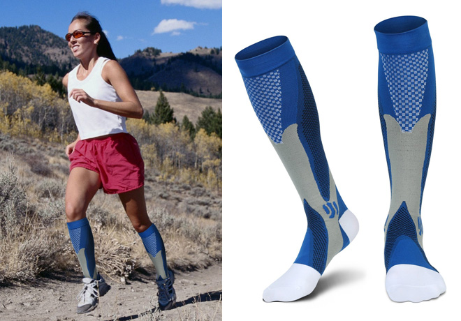 Amazon: Graduated Compression Unisex Socks ONLY $4.45 (Reg $20) - BEST Price!