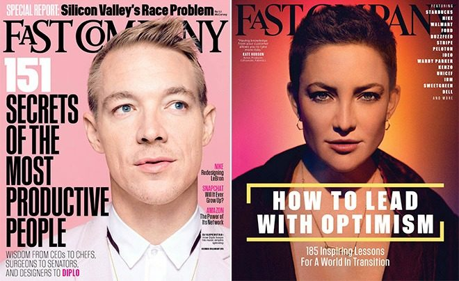 FREE Fast Company Magazine Subscription