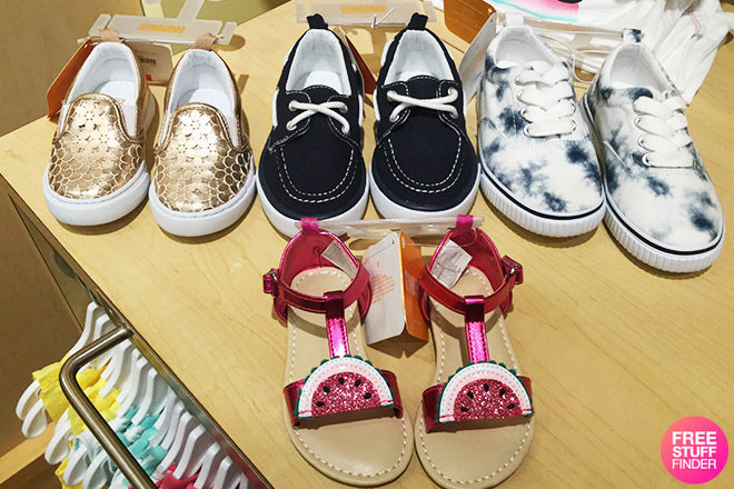 Gymboree Sandals & Shoes Up to 75% Off + Free Shipping on ALL Orders