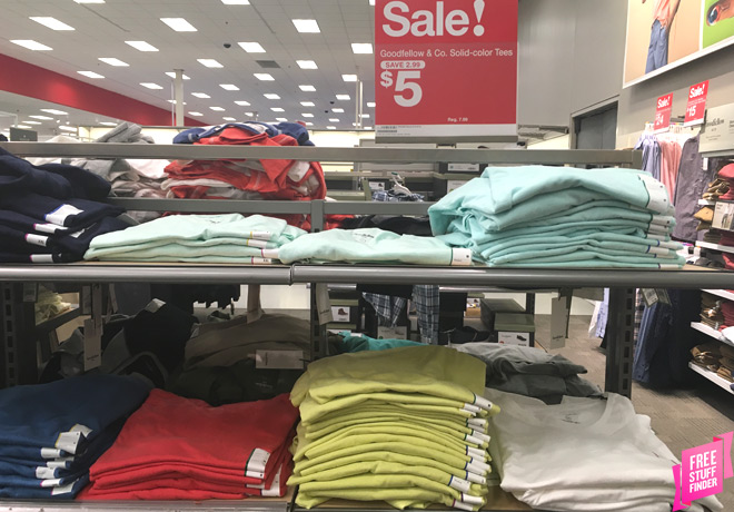 Men's Polo Shirts ONLY $5 at Target (Reg $13) - In-Store & Online, Last Chance!